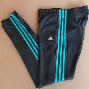 Dark Grey Adidas Climalite Sweat Pants
